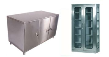 ss pharmaceutical cupboards in india
